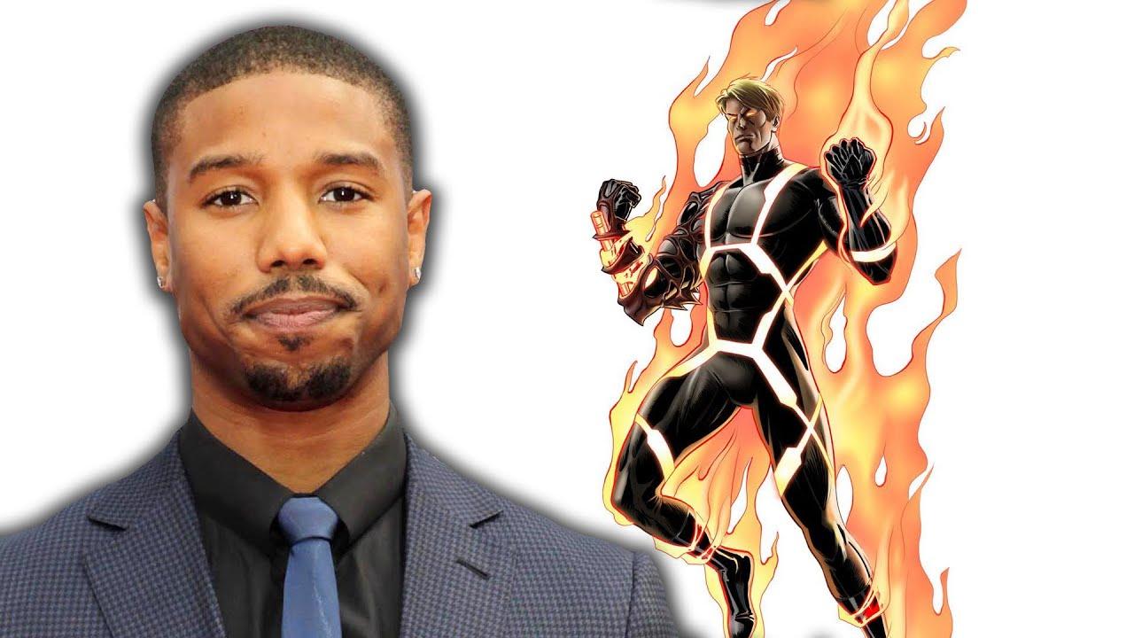 Michael B Jordan Reportedly CAST In Fantastic Four