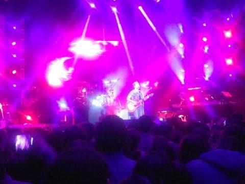 Concierto James Blunt 20 marzo Bogota. 2
