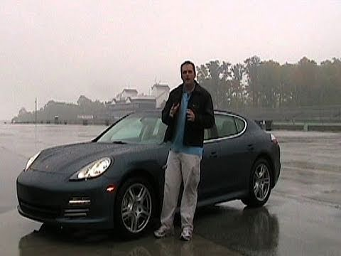 Roadfly.com - 2010 Porsche Panamera 0-60 Test. Panamera S vs. Panamera 4S vs. Panamera Turbo Video