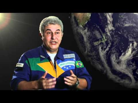 Brazilian astronaut Marcos Pontes on the Living Planet Report