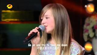 Connie Talbot - China TV Show Full Version 13-12-13