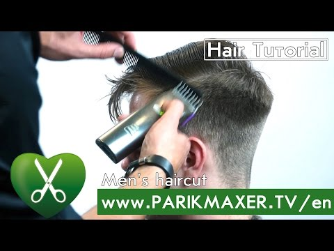 Top hairstyle for men/2015. Igor Steblivskiy parikmaxer tv english version