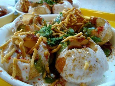 India Street Food Chaat || Street Food Gujarat || Agarwal Center