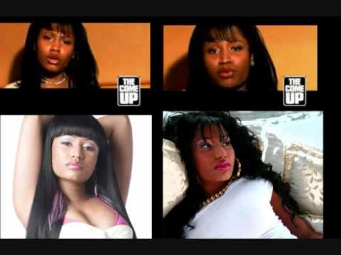 IS THIS NICKI MINAJ? Before and After