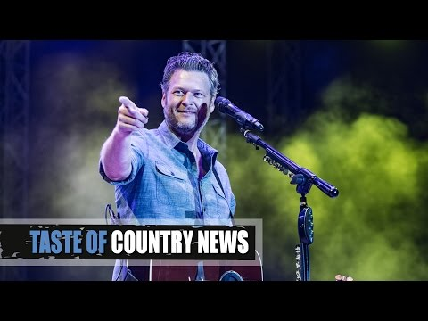 Blake Shelton's Other 40th Birthday Surprise
