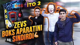 ZevsLe Box challenge Aparat sindi IT Chapter two