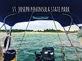 Sailing Port St. Joe to Dunedin Florida!  Episode  02