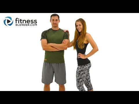 Fun 10 Minute Abs And Obliques Workout - Quick 10 Minute Abs Workout For A Toned Stomach video