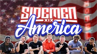 THE SIDEMEN IN AMERICA