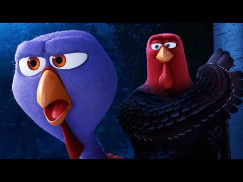Free Birds Trailer 2013 Movie Owen Wilson - Official [HD]