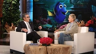 Eugene Levy Talks 'Finding Dory'