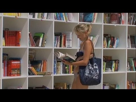 In Bulgaria è nata la prima biblioteca balneare – le mag
