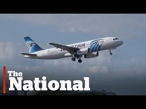 EgyptAir Flight MS804 from Paris to Cairo crashes