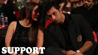 Download video Ranbir Kapoor Gets Cousin Kareena Kapoor's Support | Bollywood News