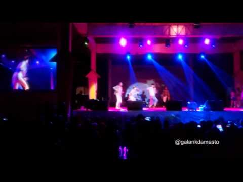 Steffy ChiBi, Felly ChiBi, Gigi ChiBi, Angel ChiBi with ChiBi dance - Perform Dance 130629