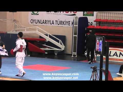 68kg Ugur Kadak - Hamza Kavak 2012 Turkish Senyor ...