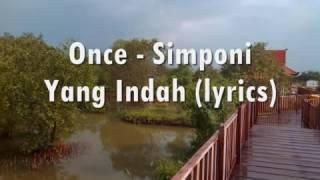 Lagu simponi (lirik)