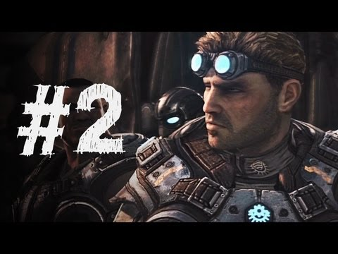 Gears of War Judgment Gameplay Walkthrough Part 2 - Baird - Campaign Chapter 1
