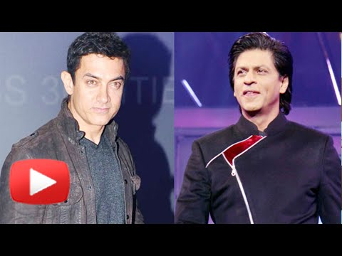 Will Aamir Khan Invite Salman & Shahrukh For His Diwali Card Party!