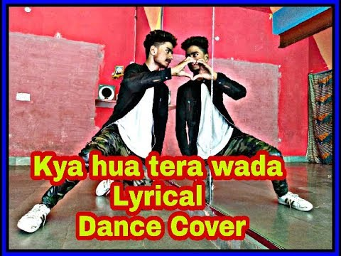 Kya hua tera wada unplugged Dance cover| Aadi Dance zone|best Lyrical Dance|choreographer in ajmer