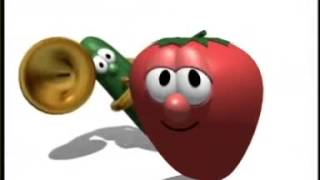 Watch Veggie Tales Veggie Tales Theme video