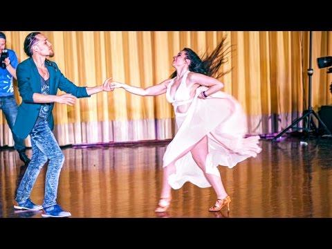 Instructor Dances! - Ry'El & Jessica Lamdon & Brad Meccia & Hisako - I'M Zouk 2017