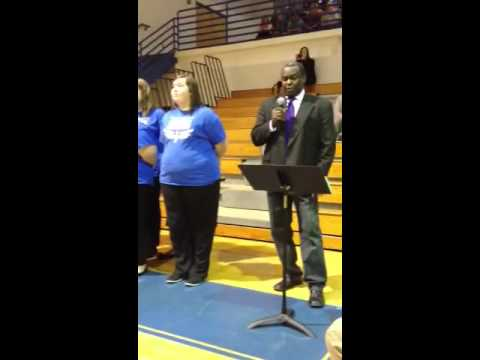 Tishomingo County High School Choir