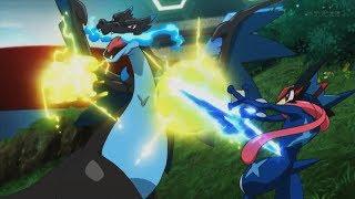 Ash vs Alan [FINAL FIGHT] - Pokemon XYZ AMV