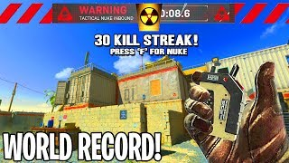 WORLD'S FASTEST NUKE in MODERN WARFARE!