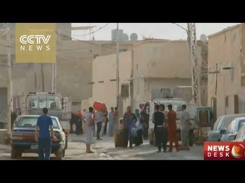 ISIL militants take full control of Iraq's Ramadi