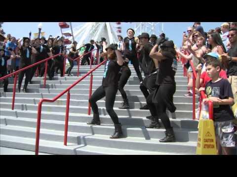 STEP UP: REVOLUTION -- Chicago Dance Performance -- Navy Pier...