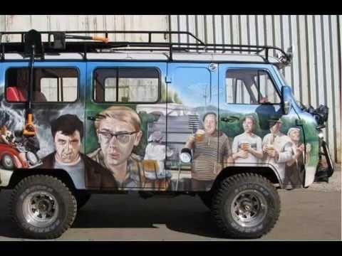Креативные Авто Приколы   Creative Auto Comedy. Fhotoclip. Part 4.wmv
