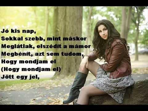 Radics Gigi - Itt Egy Boldog Lány (lyrics)