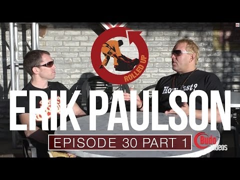 Rolled Up Episode 30: Evolution through Diversification with Erik Paulson Image 1