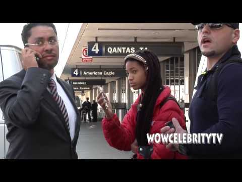 Willow Smith spotted arriving at LAX Airport http://wowcelebritytv.com Track celebs here http://618d7d2c.any.gs https://twitter.com/wowcelebritytv Thanks for watching, please subscribe to our...