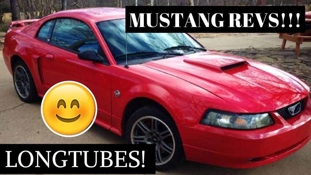 ford mustang gt 2004 engine revs youtube. Black Bedroom Furniture Sets. Home Design Ideas