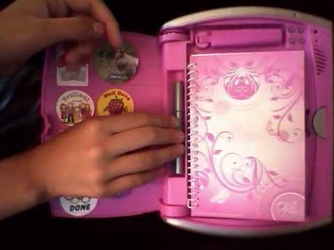 Girl Tech Password Journal 8 Review