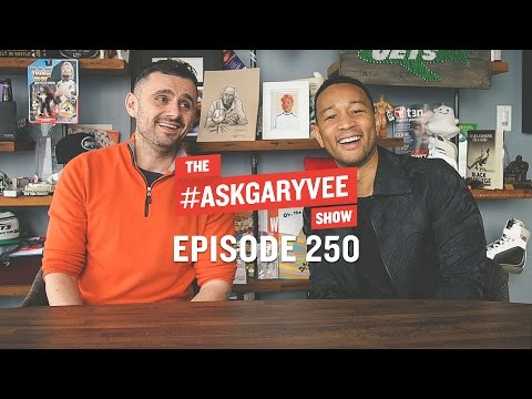 John Legend, The Biggest Song in the World & Staying Humble | #AskGaryVee 250
