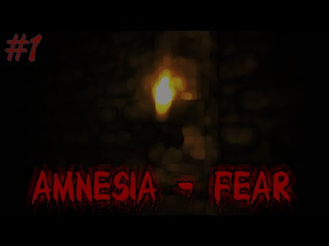 Amnesia - Fear with Morfar EP 1