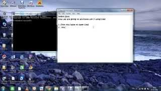 Activate Windows 7 Using cmd