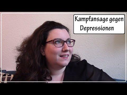 VLOG 001 Mein Kampf gegen die Depressionen