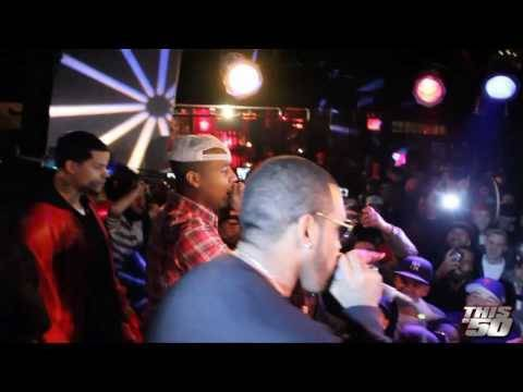 Lloyd Banks + Juelz Santana Perform