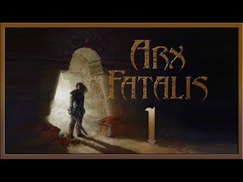 Arx Fatalis ★ 1: Упал, очнулся — тюрьма