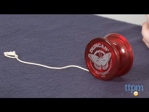 Butterfly Yo-Yo from Duncan Toys