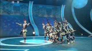 Chinese Miao(Hmong) women dance