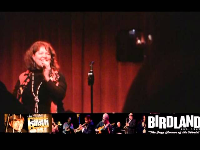 At Birdland Jazz Club New York City Cast Party Redd