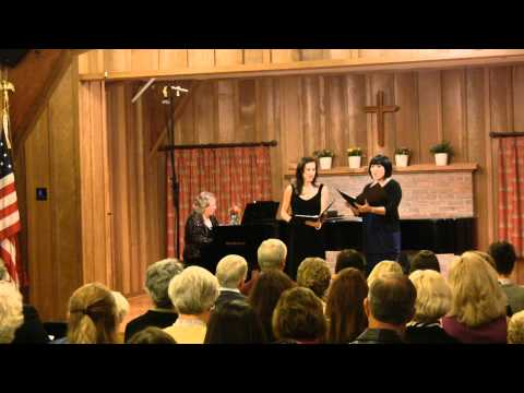 Delibes&#39; Flower Duet