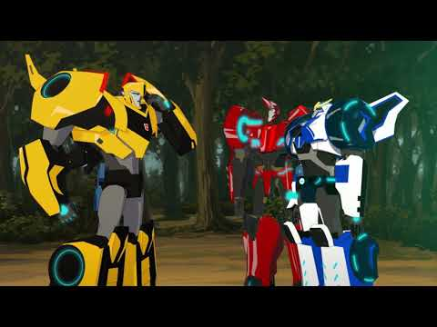 Трансформеры. Роботы под прикрытием. 1 сезон 1 серия. Пилот (часть 1)