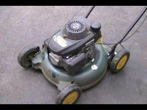 Lawn Mower Repair Valve Adjustment How To Save Money And