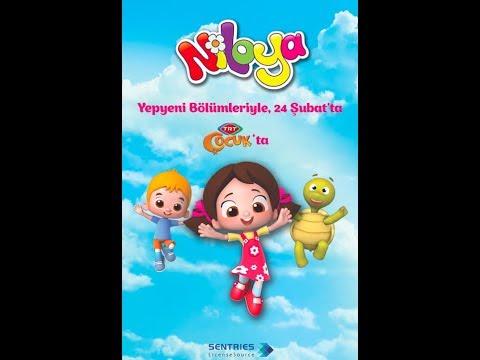 Niloya - Yepyeni bölümleriyle 24 Şubat Cumartesi gününden itibaren Trt Çocuk'ta